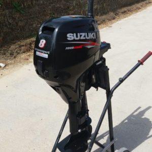 Fuoribordo Suzuki DF 8 AL